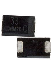 EEFCX1C330P, ЧИП электролит.конд.   33мкф  16В 105гр, 7.3x4.3