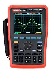 UTD1062C, осциллограф цифровой 2кан 60МГц 250Мв/с