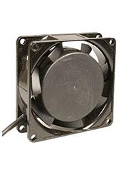 G8025HA2SLX, вентилятор 220В 80х80х25мм (аналог JA0825H2S) подшипник скольжения клеммы