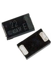 EEFCX1E220P, ЧИП электролит.конд.   22мкф  25В 105гр, 7.3x4.3