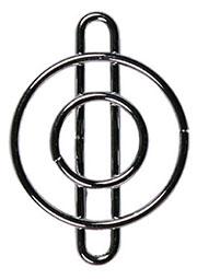 K-G02C02-2PAU, решетка метал. для вентилятора 20х20мм