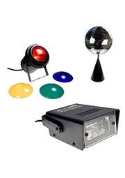 VDLPROM9, набор для домашней дискотеки 220В