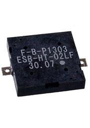 F-B-P1303ESB-02LF, излучатель звука 75дБ, 3-30В,D12.7