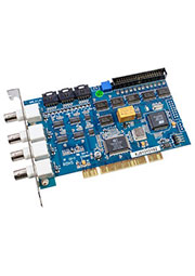 VCC5, 16-CHANNEL DVR CARD - 25fps