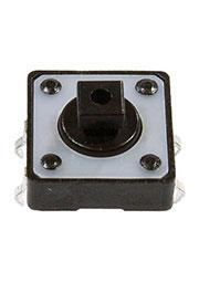 1437565-5, (FSM103), Кнопка тактовая h=7.3 мм SPST
