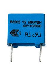 B32021A3682M, 000, Y2конд    6.8nFx300v аналог B81122C1682M
