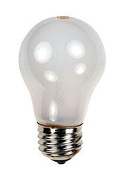 40A1/FR/E27, Лампа  40Вт, матовая, цоколь E27