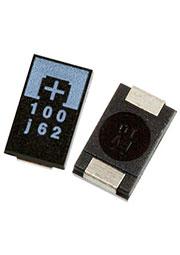 6TPE100MI, 100 мкф   6.3В -55+105гр 7.3х4.3