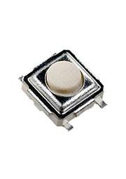 IT-1184-160G-G, кнопка тактовая 3.3х3.3 SMD h=1.5мм
