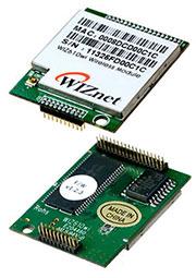 WIZ610WI, Ethernet Контроллер