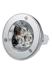 ECOSPOT MR16 A5-3x1W-S1 Warm, Св.диод.лампа 3W,6000-7000К 45 (35W)