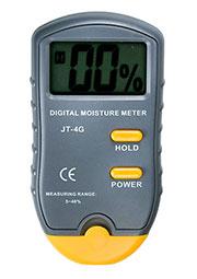 JT-4G, измеритель влажности древесины 5-40% -/+1% ручной.