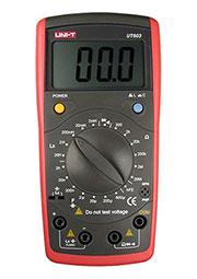 UT603, цифровой RLC-метр