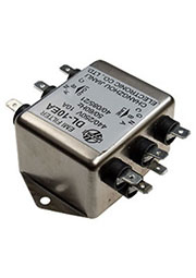 DL-10EA, сетевой фильтр 10А трехфазный