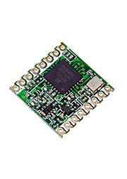 RFM96W-433S2, модем 433МГц FSK/GFSK/MSK/GMSK/LoRa/TM OOK SPI