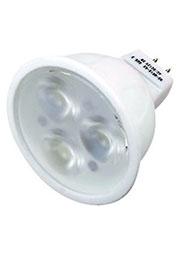 NS-MR16-H3-CW, Лампа светодиодная 3W 12V GU5.3 6000K 200lm 49x50 mm