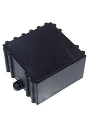 BOX-G007, корпус пластик.защитный80х62х37мм