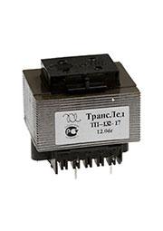 ТП112-17, трансформатор питания (ТП132-17) (2х11.8В 0.3А) с общим выводом