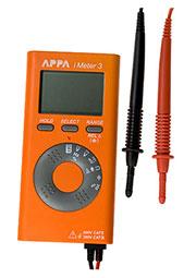 APPA IMETER 5, ультракомпактный цифровой мультиметр