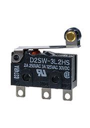 D2SW-3L2HS, микропереключатель