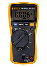 FLUKE 116, цифровой мультиметр