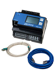 5216202, Анализатор качества мощности  UMG 604 E-PRO 230V (UL)