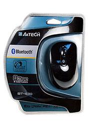 A4TECH BT-630-2, Мышь блютуз, колесо-кнопка, 1000dpi ,оптическая