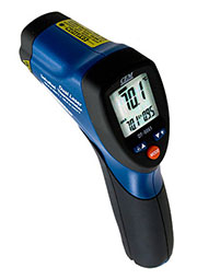 DT-8861, ручной ИК термометр -58/+1020гр С 1%