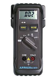 APPA-63N, цифровой мультиметр с поверкой