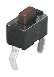 0350HIM-180G-G, кнопка тактовая 6х3 h=5мм (аналог DTS-32N SWT1)