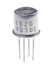 TGS2620-C00, датчик алкоголь 50-5000ppm (лоток ,1х50)