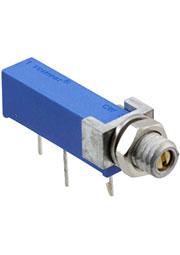 3006P-1-103Z, 10 кОм подстроечный резистор, монтаж на панель