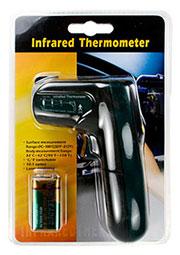 MS6520C, инфракрасный термометр 0...+100 C