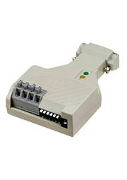 CV300, преобразователь интерфейса RS232(DB9)  --  RS422/485 с БП