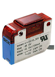 WL170-P132, оптич датч рефл PL80A 4м рег PNP каб