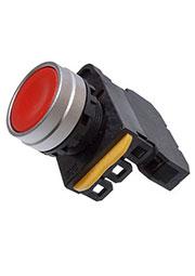 A204B-M1E10R, кнопка красная 250В/5А