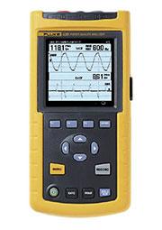 FLUKE 43BASIC, анализатор качества электроэнергии