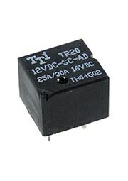TR-20-12VDC-SC-AD, реле 12V/30A 16VDC
