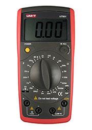 UT601, цифровой RC-метр (сопротивление и емкость)