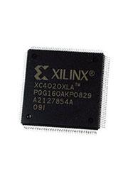 XC4020XLA-09PQ160I, QFP 160