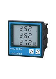5222064 UMG 96RM-P, 90-277V UL,Анализатор качества электроэнергии