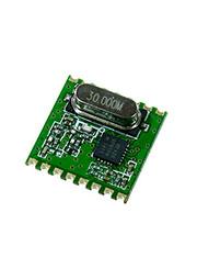 RFM42B-433-S1, передатчик 433МГц FSK/GFSK/OOK SPI