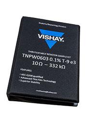 LTW964TPW06030DB00, Lab Kit TNPW0603-25 0,1% E96/4