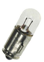 H6-03503, лампа накаливания 3.5В 1Вт BA7S 7*20мм