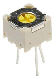 PVC6A505C01B00, PVC6A505,подстр.резист 5 МОм (аналог 3362P-1-505)
