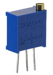 3296W-1-203LF, 20 кОм подстроечный резистор (аналог СП5-2ВБ)