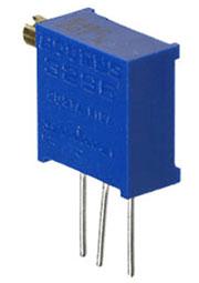 3296X-1-203LF, 20 кОм подстроечный резистор