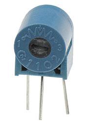 PV12T201A01B00, подстр.резист.  200 Ом