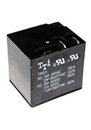 TR91-24VDC-SC-C, реле 24VDC/40A 240VAC