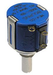 3543S-1-103L, 10 кОм прецизионный многооборотный резистор